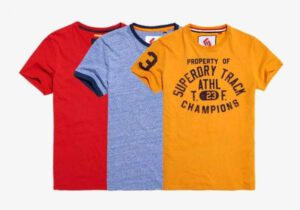 Print Designs on Plain Shirts